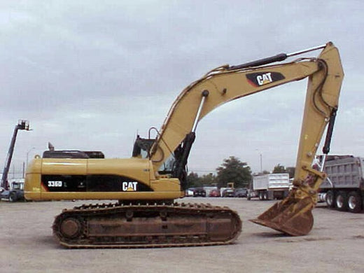 Caterpillar 336DL EXCAVATOR Workshop Service Repair Manual PTB