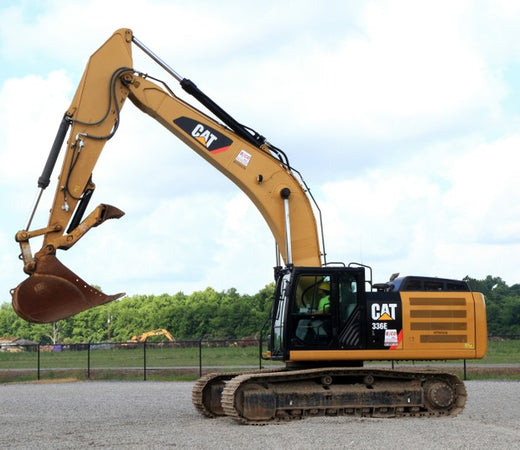 Caterpillar 336DL EXCAVATOR Workshop Service Repair Manual WRK
