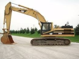 Caterpillar 345B EXCAVATOR Workshop Service Repair Manual 2NW