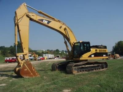 Caterpillar 345C L EXCAVATOR Workshop Service Repair Manual FPC