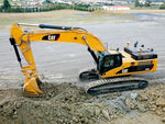 Caterpillar 345D EXCAVATOR Workshop Service Repair Manual NEG