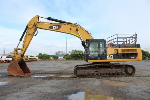 Caterpillar 349DL EXCAVATOR Workshop Service Repair Manual WTD