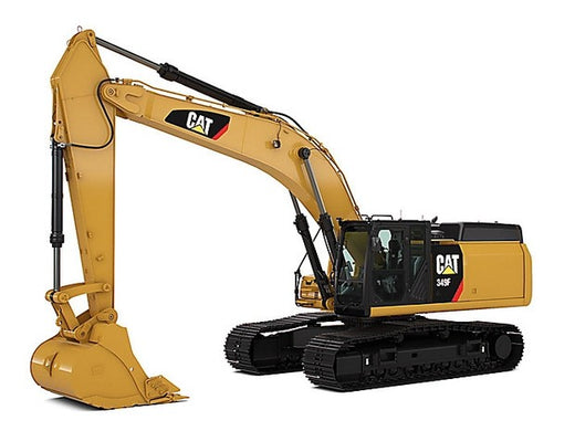 Caterpillar 349FL EXCAVATOR Workshop Service Repair Manual TEE