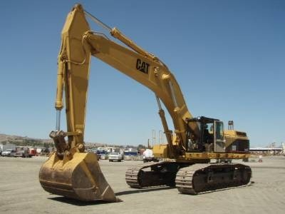 Caterpillar 375 EXCAVATOR Workshop Service Repair Manual 8WJ