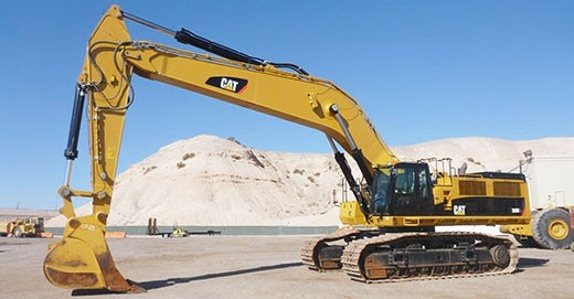 Caterpillar 390DL EXCAVATOR Workshop Service Repair Manual WAG
