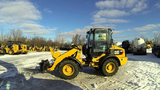 Caterpillar 908H COMPACT WHEEL LOADER Workshop Service Repair Manual MXF