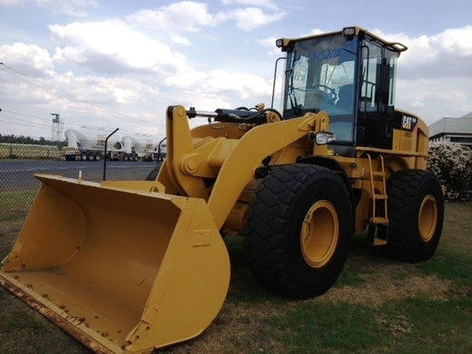 Caterpillar 928H WHEEL LOADER Workshop Service Repair Manual RSB