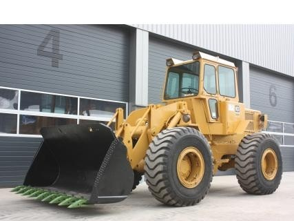 Caterpillar 930 WHEEL LOADER Workshop Service Repair Manual 8CB