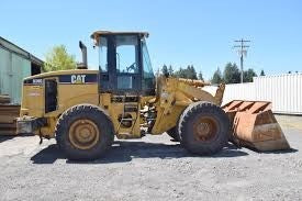 Caterpillar 938G WHEEL LOADER Workshop Service Repair Manual 6WS