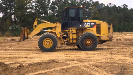 Caterpillar 938H WHEEL LOADER Workshop Service Repair Manual JKM