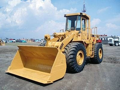Caterpillar 950B, 950E WHEEL LOADER Workshop Service Repair Manual 22Z