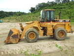 Caterpillar 950F WHEEL LOADER Workshop Service Repair Manual 4DJ