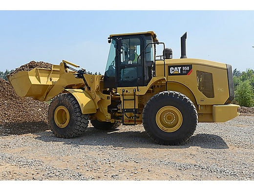 Caterpillar 950G II WHEEL LOADER Service Repair Manaul AYD