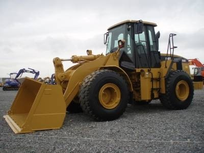 Caterpillar 950G WHEEL LOADER Workshop Service Repair Manual 8JW