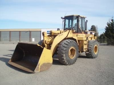 Caterpillar 960F WHEEL LOADER Service Repair Manual 6XL