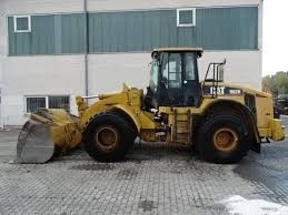 Caterpillar 962H WHEEL LOADER Service Repair Manual K6K