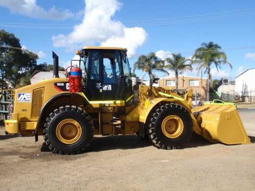 Caterpillar 962H WHEEL LOADER Service Repair Manual PCW