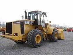 Caterpillar 966G WHEEL LOADER Service Repair Manual 9RS