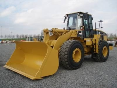 Caterpillar 966G WHEEL LOADER Service Repair Manual AAH