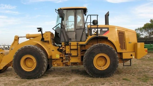 Caterpillar 966H WHEEL LOADER Service Repair Manual A6J