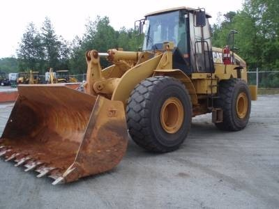 Caterpillar 966H WHEEL LOADER Service Repair Manual CYR