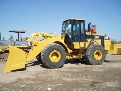 Caterpillar 972G WHEEL LOADER Service Repair Manual 4WW