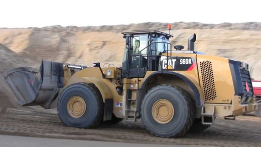 PDF Caterpillar 980K WHEEL LOADER Service Repair Manual GTZ