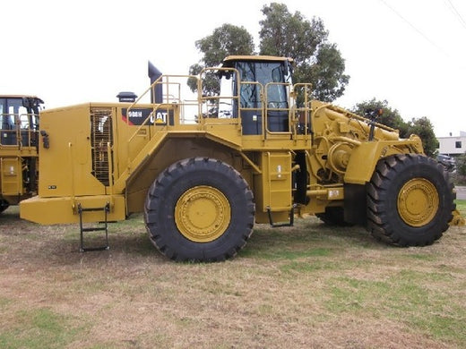 PDF Caterpillar 988H WHEEL LOADER Service Repair Manual BXY