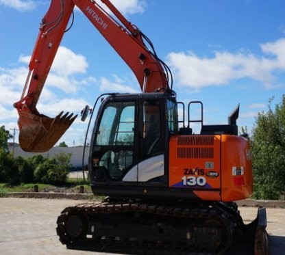 Download HITACHI Zaxis 130-6N Excavator Diagnostic, Operation and Test Service Manual (TM13997X19)