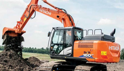 Download HITACHI Zaxis 160LC-6N Excavator Diagnostic Operation and Test Service Manual TM13999X19