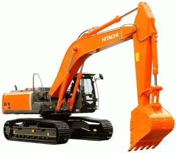 Download Hitachi Zaxis 400LCH-3, Zaxis 400R-3 Hydraulic Excavator Spare Parts Catalogue Manual