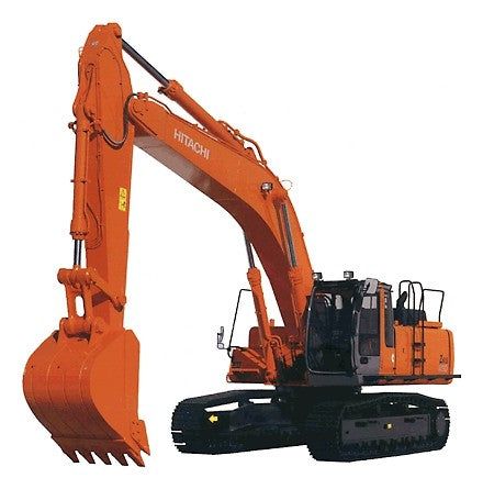 Download Hitachi Zaxis 450-3, 450LC-3, 470H-3, 470LCH-3, 500LC-3, 520LCH-3 Excavator Full Complete Workshop Service Technical Manual