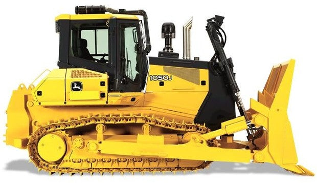 Download John Deere 1050J Crawler Dozer Service Technical Manual TM10114