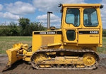 PDF John Deere 450G, 455G, 550G, 555G, 650G Crawler Dozer/Loader Workshop Manual TM1403