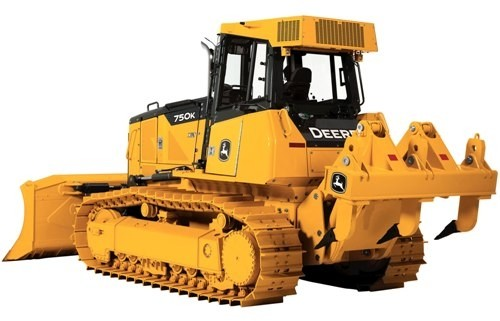 PDF John Deere 750K and 850K Crawler Dozer Service Manual TM13282X19