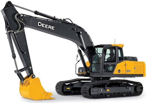 Download John Deere E210, E210LC and E230LC (T2/S2) Excavator Service Technical Manual TM12735
