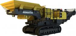 Download Komatsu BR380 Mobile Crusher Workshop Service Manual