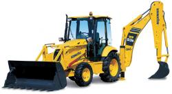 Download Komatsu WB91, WB93 Backhoe Loader Workshop Service Manual