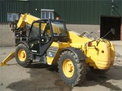 PDF Komatsu WH609, WH613, WH713, WH714, WH714H, WH716 Telescopic Handler Service Manaul