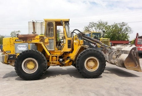 Download VOLVO BM 4400 WHEEL LOADER Service Repair Manual
