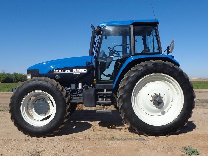 Click On The Image To Download Ford New Holland 8560