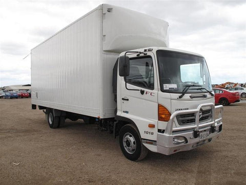 Hino FC4J Series Truck Workshop Service Repair Manual PDF