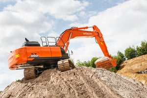 Hitachi ZAXIS ZX350LCN-6 Full Complete Workshop Service Repair Manual