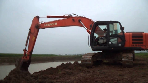 Hitachi ZX200-5G Excavator Complete Parts Catalog Manual PDF