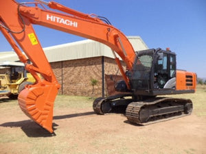 Hitachi ZX200-5G Excavator Complete Service Repair Manual PDF