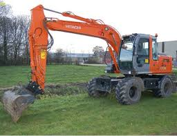 Hitachi Zaxis 130W Excavator Workshop Service Repair Manual PDF