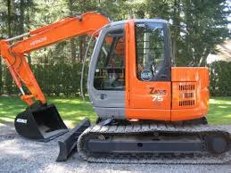Hitachi Zaxis 75US Excavator Complete Service Repair Manual PDF