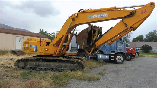 Hyundai Robex R200LC-210LC Excavator Service Manual Download