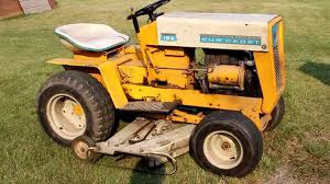 IH Cub Cadet 123 Tractor WSM Service Repair Manual