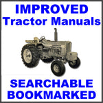 IH International 856 Tractor Service Repair Manual & Operators Instruction Manual - IMPROVED - DOWNLOAD